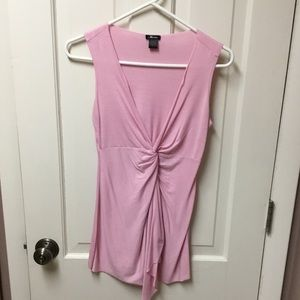 🌸$3 SALE Maurice's pink top Small - Please Bundle